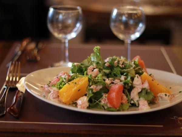 Ocean drive salad