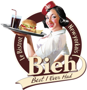 Logo Pin-up Bieh