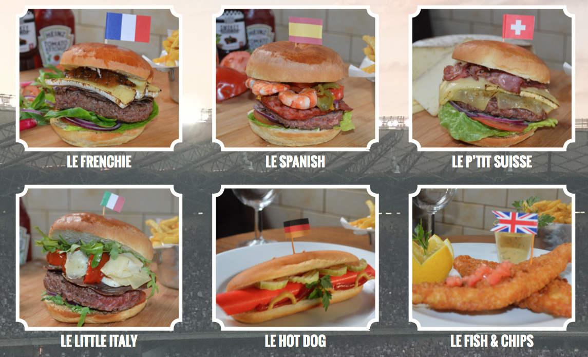 collection burger euro 2016